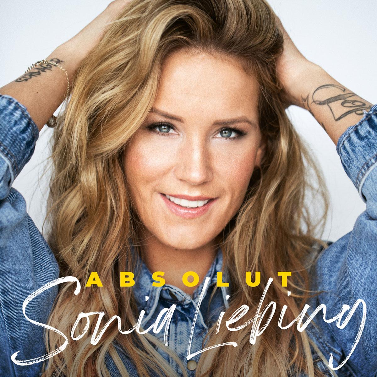 Absolut Sonia Liebing Album Cover